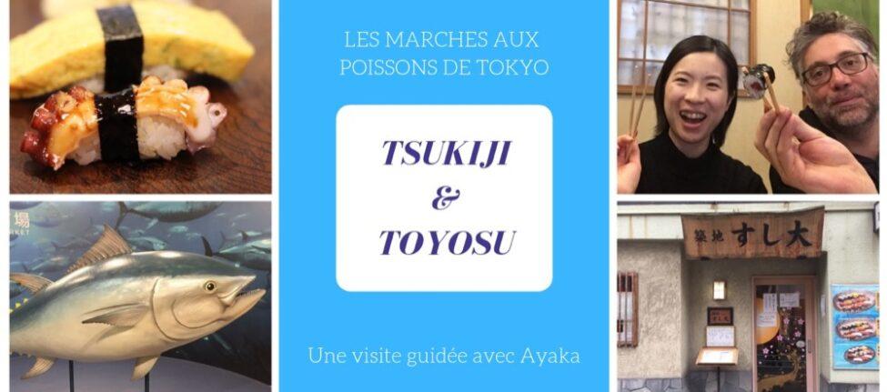 visite guidée à tokyo, tsukiji et toyosu, visiter tokyo, vivre a tokyo