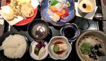 cuisine japonaise, plats typiques japonais, tempura, soba, tofu, sashimi, vivre a tokyo, restaurant à tokyo, français à tokyo