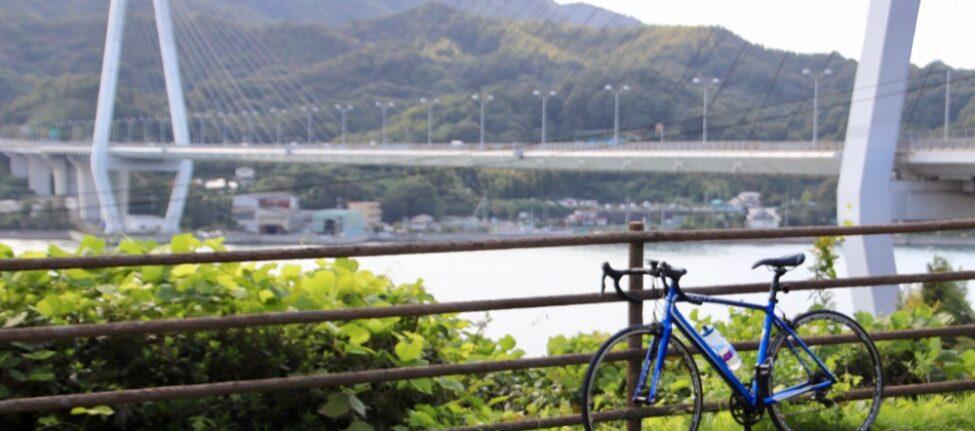 Pont Ikuchijima, vélo au japon, shimanami kaido, visiter le japon