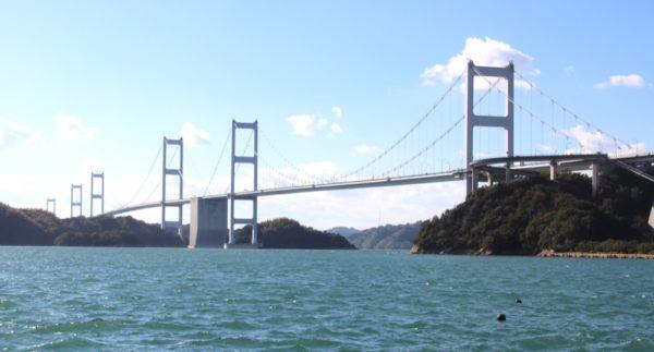 kurushima kaikyo, vélo au japon, shimanami kaido, visiter le japon