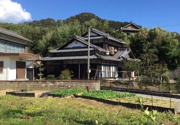 Paysage rural, vélo au japon, shimanami kaido, visiter le japon