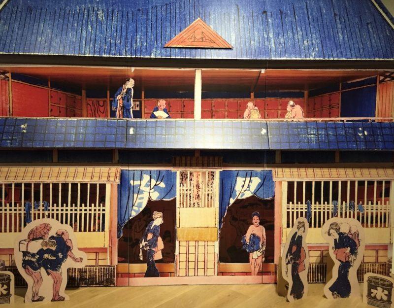 hokusai a tokyo, vivre a tokyo, visiter tokyo