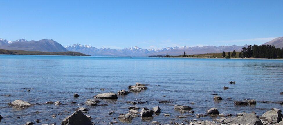 lac tekapo, échappée en Nouvelle Zélande depuis Tokyo, visiter tokyo, voyage en nouvelle zelande