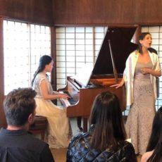 chronique a tokyo, concert prive, chant a tokyo, vivre a tokyo, francais a tokyo