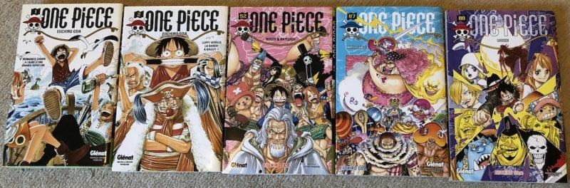 manga, one piece, vivre a tokyo, lecture japon