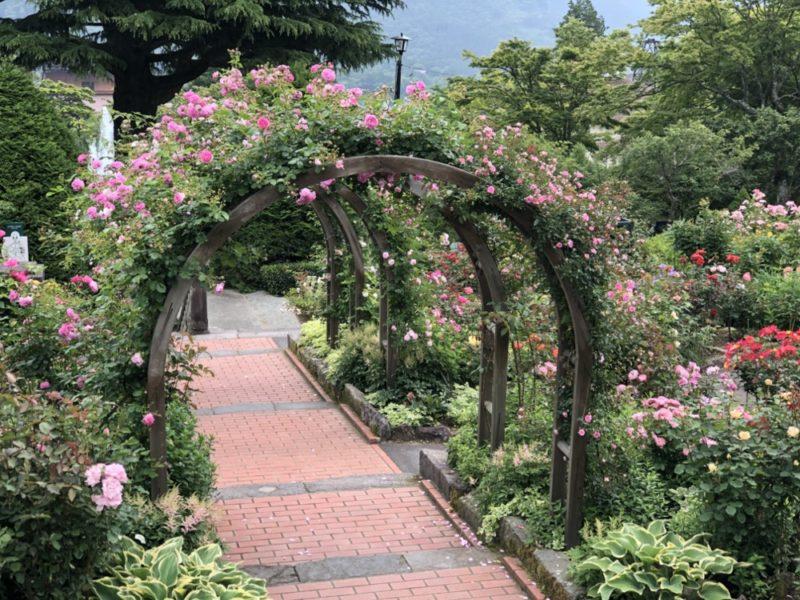 parc gora, hakone, vivre a tokyo, visiter tokyo