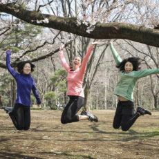 Mom in Balance Tokyo, sport à Tokyo, vivre a Tokyo, expatriation à tokyo