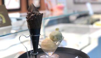 Une glace chez Hugo&Victor, vivre a tokyo, français a tokyo, expatriation a tokyo