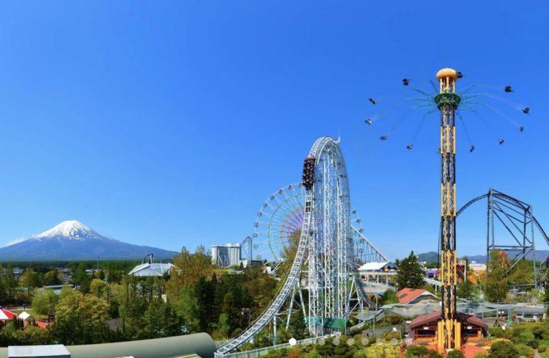 parcs d'attraction au japon, vivre a tokyo, visiter le japon