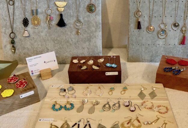 bijoux, vivre a tokyo, création, français a tokyo
