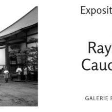 exposition photo, raymopnd cauchetier, vivre a tokyo