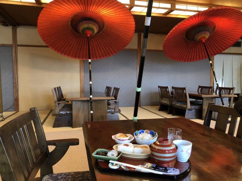 petit déjeuner japonais, ryokan au japon, se loger au japon, vivre a tokyo, visiter le japon
