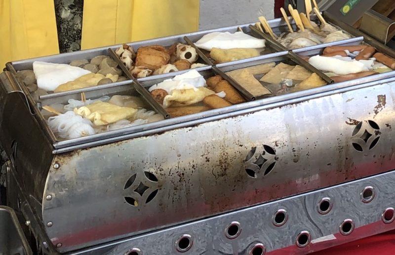 oden, plats japonais, vivre a tokyo