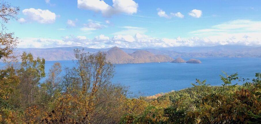 sapporo, lac toya, visiter le japon