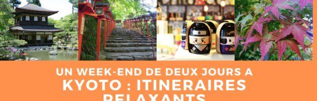 visiter kyoto, voyage au japon