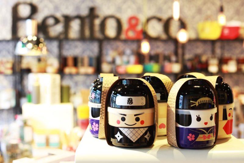 shopping a kyoto, bento&co, kyoto