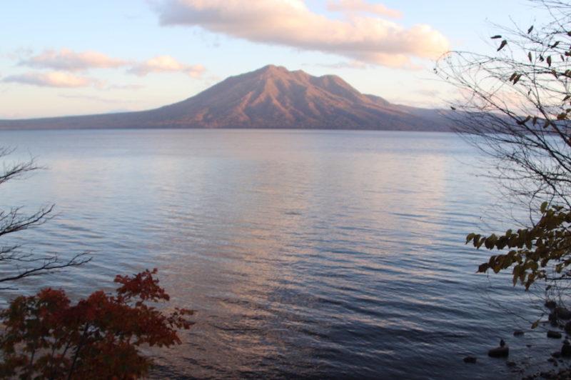 sapporo, lac shikotsu, visiter le japon
