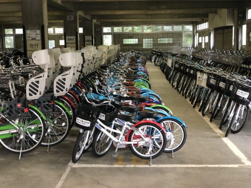 vélo à tokyo, parc showa kinen, vivre à tokyo