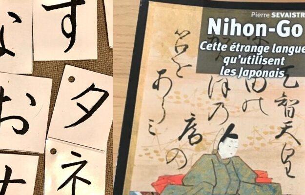 langue japonaise, vivre a tokyo, hiragana, katakana