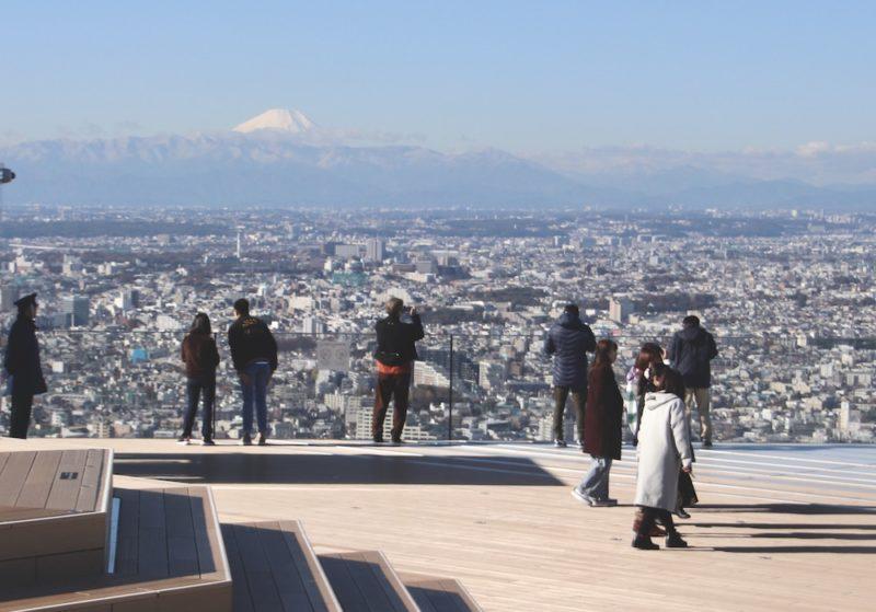 mont fuji, tokyo, shibuya sky, vivre a tokyo, visiter tokyo, jeux olympiques 2020