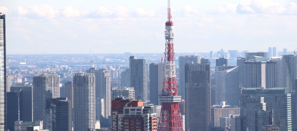 tokyo tower, stade national, shinjuku, tokyo, shibuya sky, vivre a tokyo, visiter tokyo, jeux olympiques 2020
