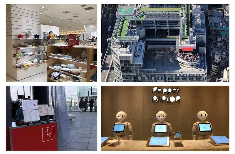 Shopping à Shibuya, Shibuya Fuguras, vivre a tokyo, visiter tokyo