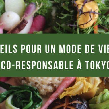 transition écologique, eau du robinet, zéro déchet, vivre à tokyo, visiter tokyo