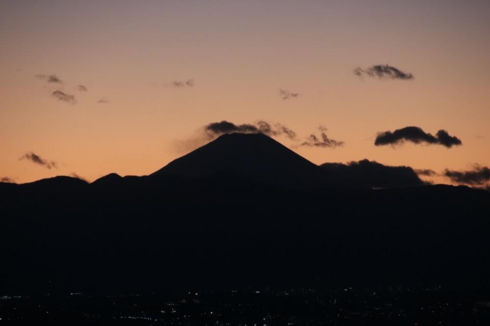 shibuya sky, vivre a tokyo, vue mont fuji