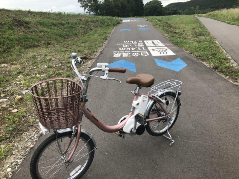 vélo au japon, biei, hokkaido