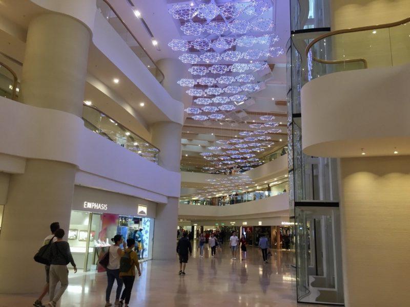 hong kong, week end de trois jours, shopping