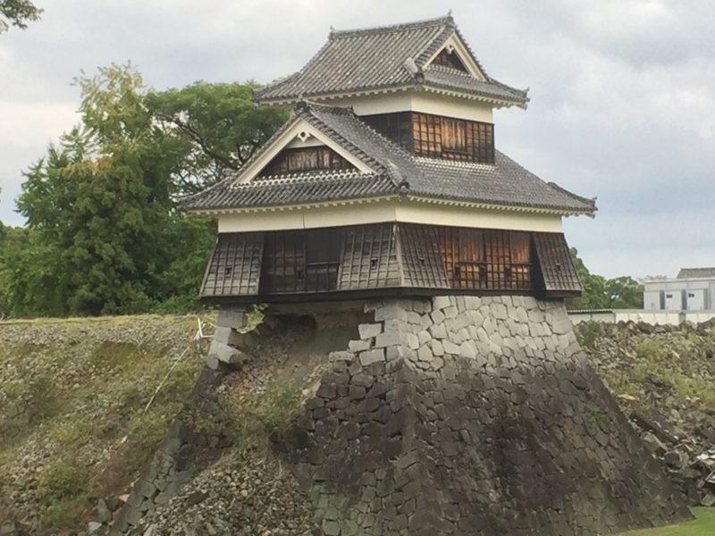 kumamoto, château, vivre à tokyo, visiter le japon