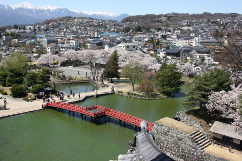 matsumoto, château, vivre à tokyo, visiter le japon