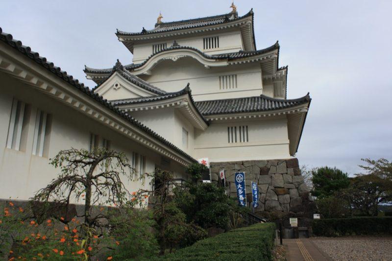 château, vivre à tokyo, visiter le japon