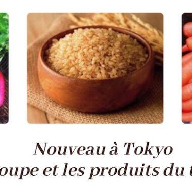 vivre a tokyo, produits bio, ecodurable