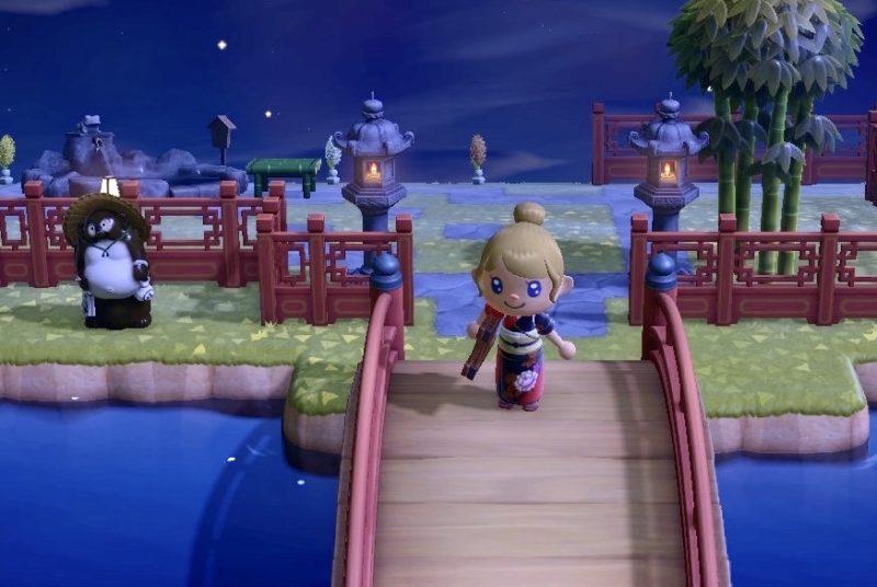 animal crossing, inspiration japonaise