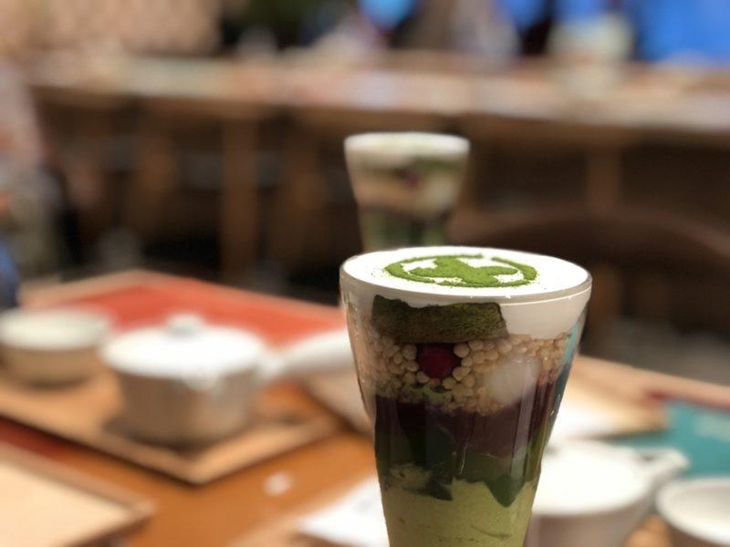 ginza six, tokyo, vivre a tokyo, visiter tokyo, thé vert