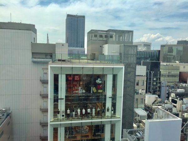 ginza six, tokyo, vivre a tokyo, visiter tokyo