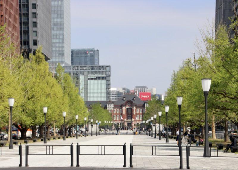 visiter tokyo, marunouchi, vivre a tokyo