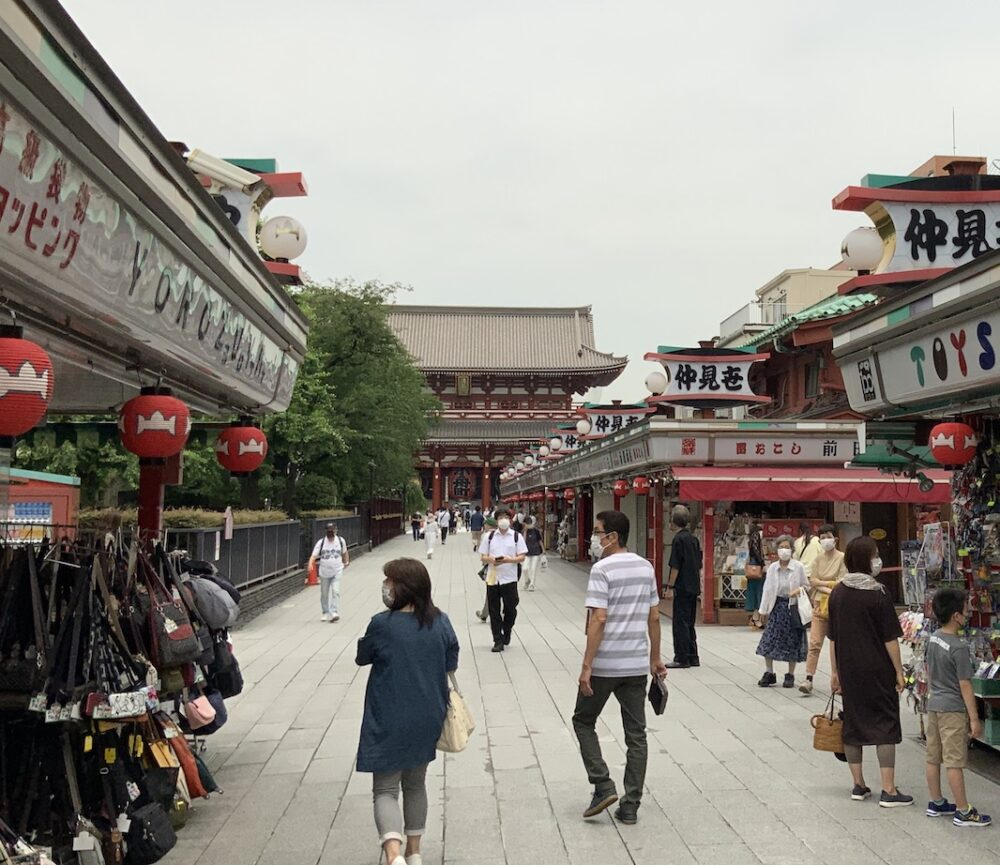 Asakusa - Juin 2020
