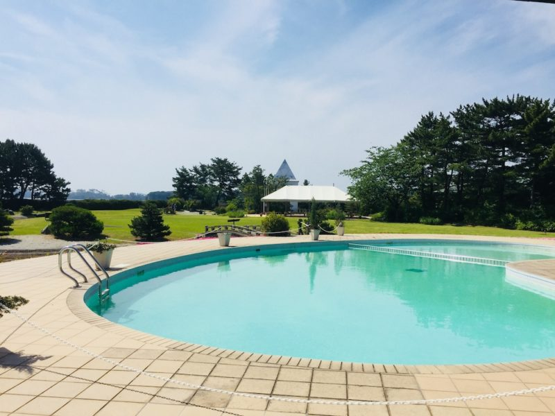 matsushima, hotel avec piscine autour de tokyo