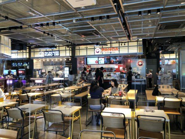 miyashita-park-food-hall