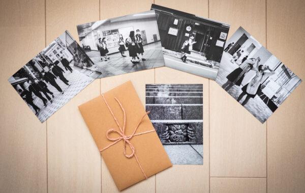 cadeau, cartes postales