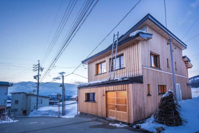 nozawa onsen, maison de vacances