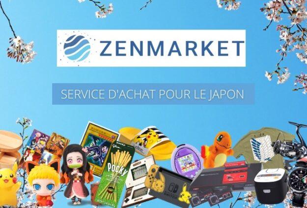 acheter des produits japonais, service d'achat pour le Japon