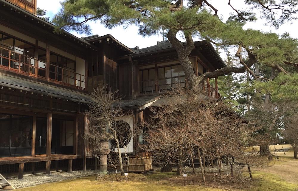 la maison impériale de Nikko
