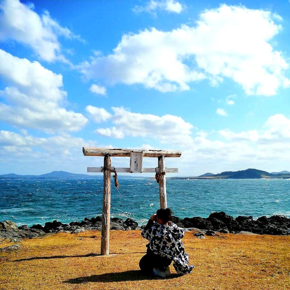 voyage au japon, okija
