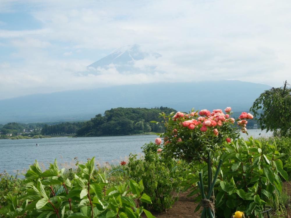Kawaguchiko, Mont Fuji