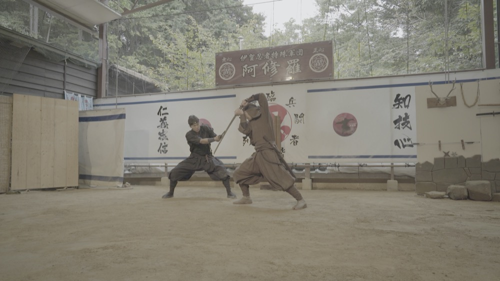 culture gate to japan, chubu, ninja