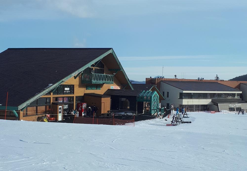 ski, japon, kusatsu onsen