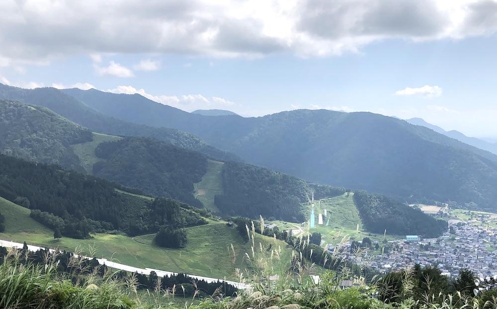 nozawa onsen, été